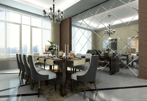 ... Photoreal Luxury House Interior 3d Model Max 7 ...
