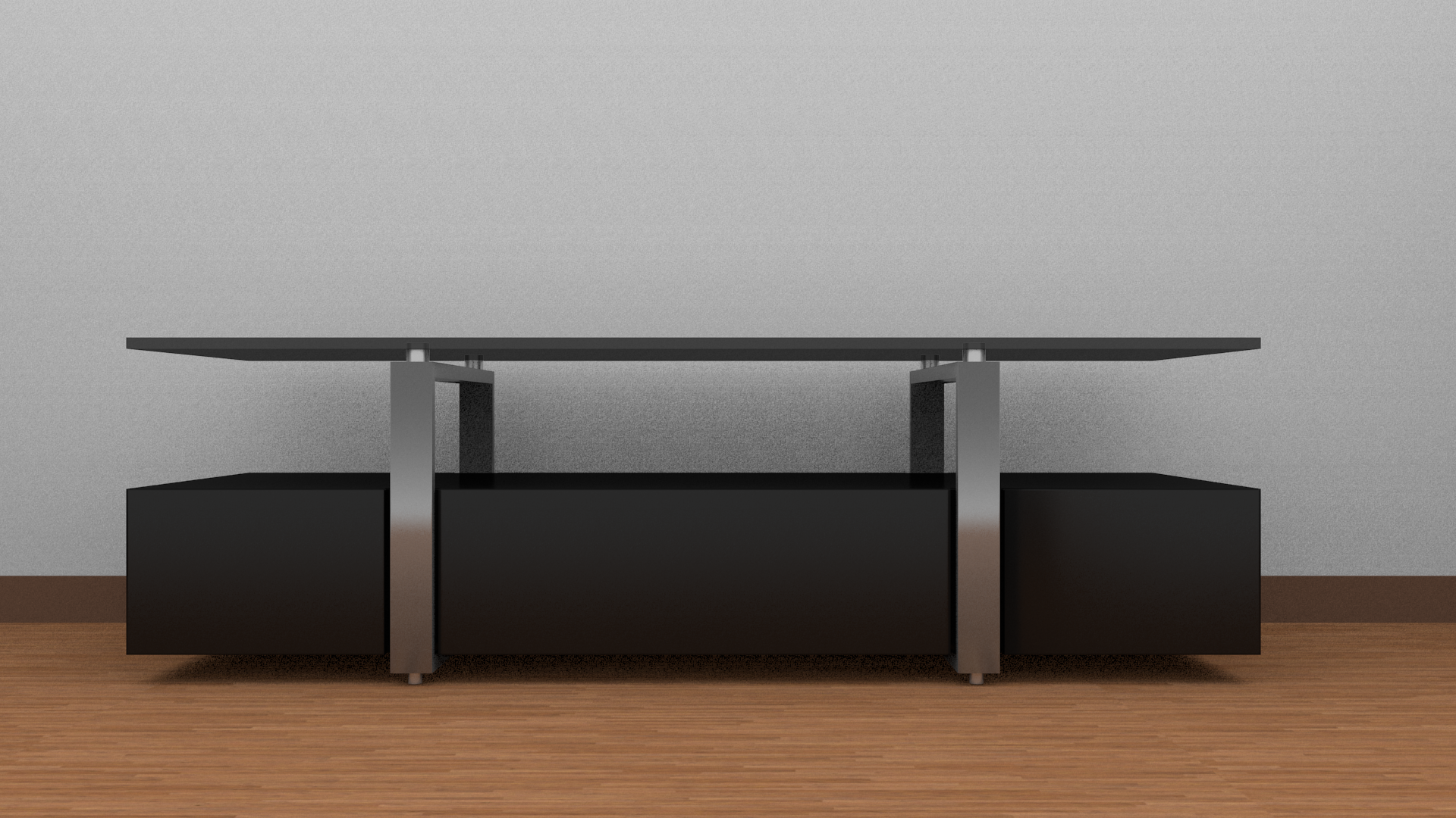 Exceptionnel ... Tv Table 3d Model Obj Fbx Blend Dae Mtl 4 ...