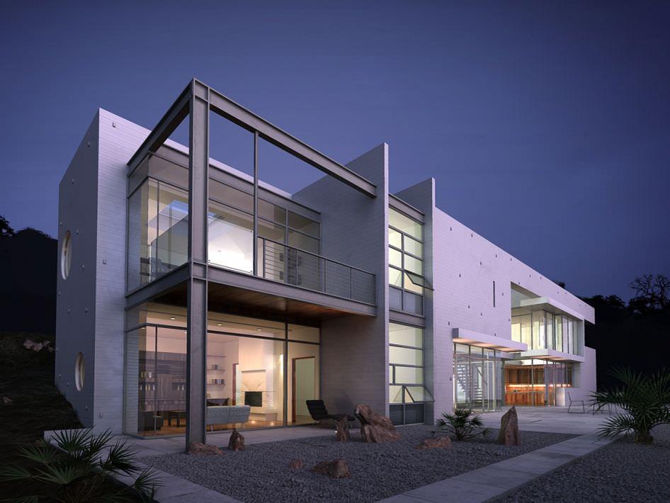 Spacious Modern House