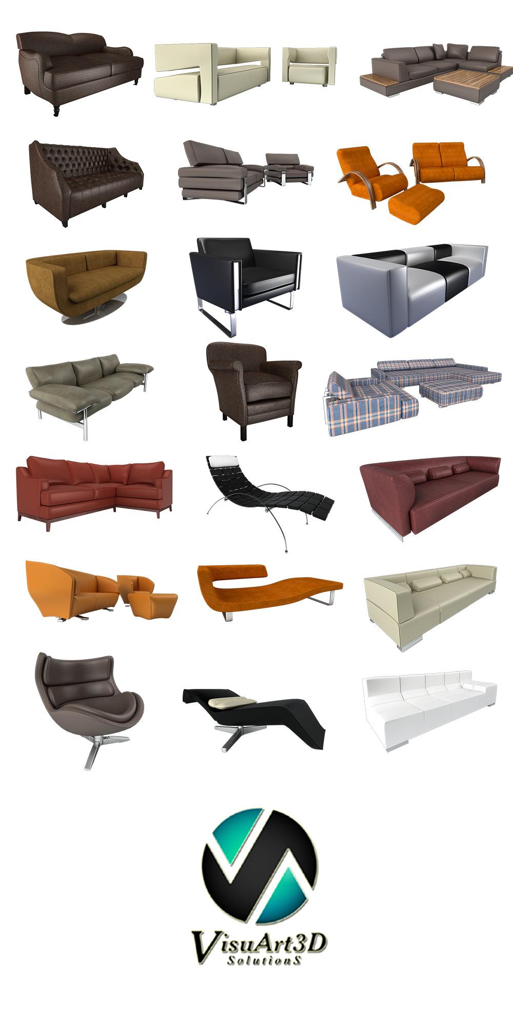 Sofa collection 3
