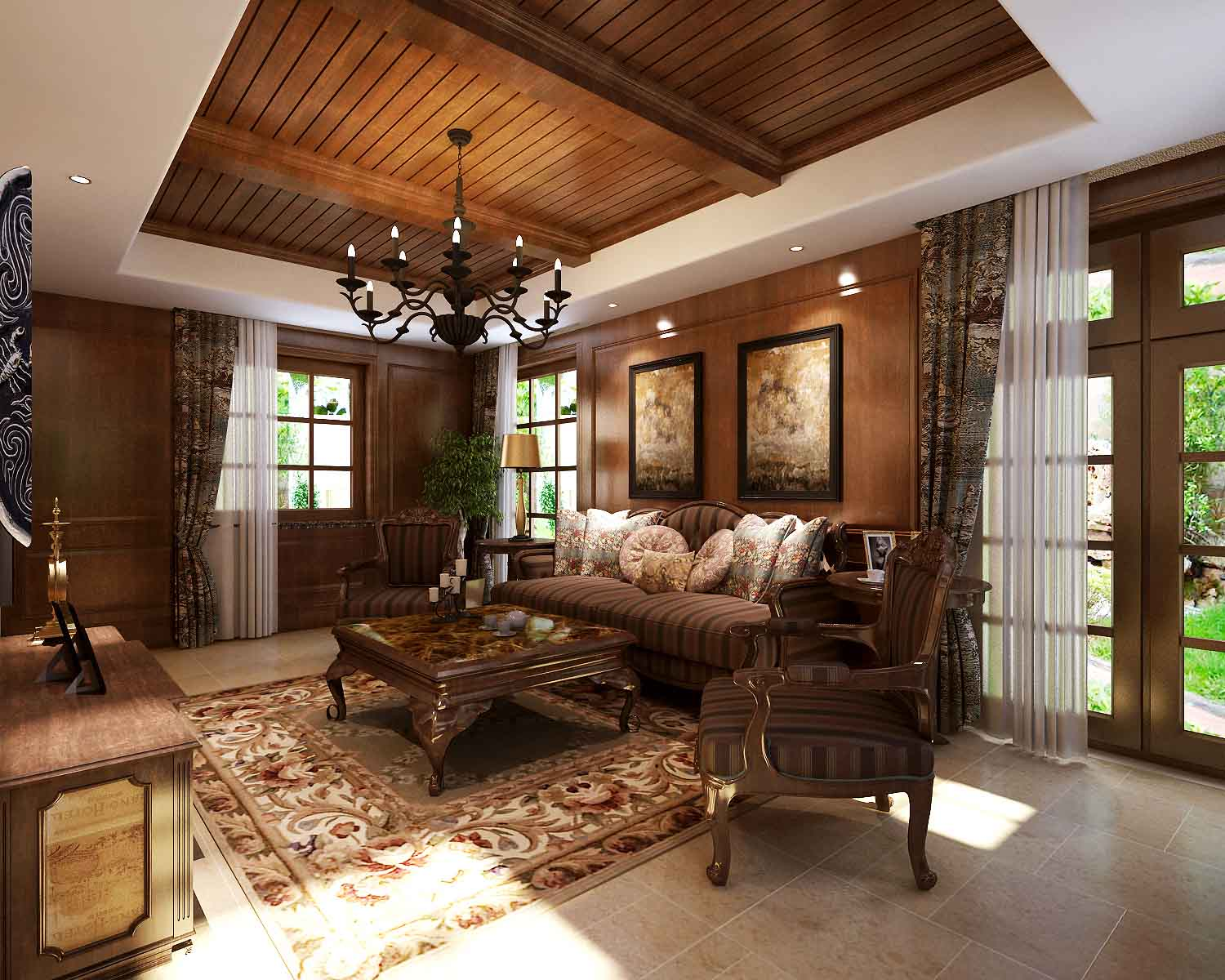 Royal living rooms modern house for Royal living room designs