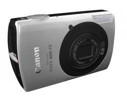 canon digital ixus 860 is 3d model