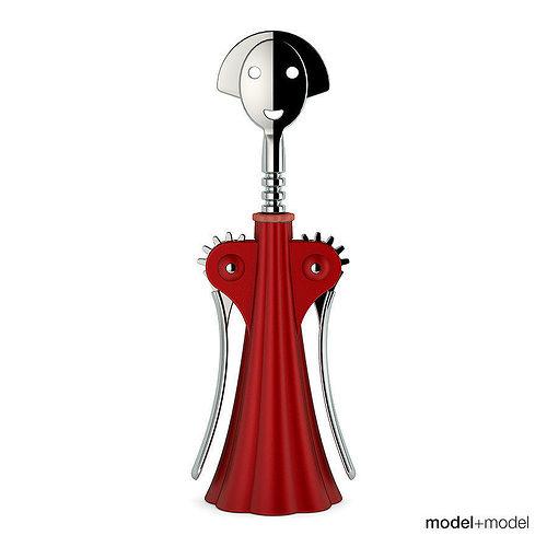 3d model alessi anna g corkscrew cgtrader. Black Bedroom Furniture Sets. Home Design Ideas