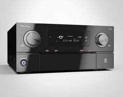 Pioneer AV Receiver 3D