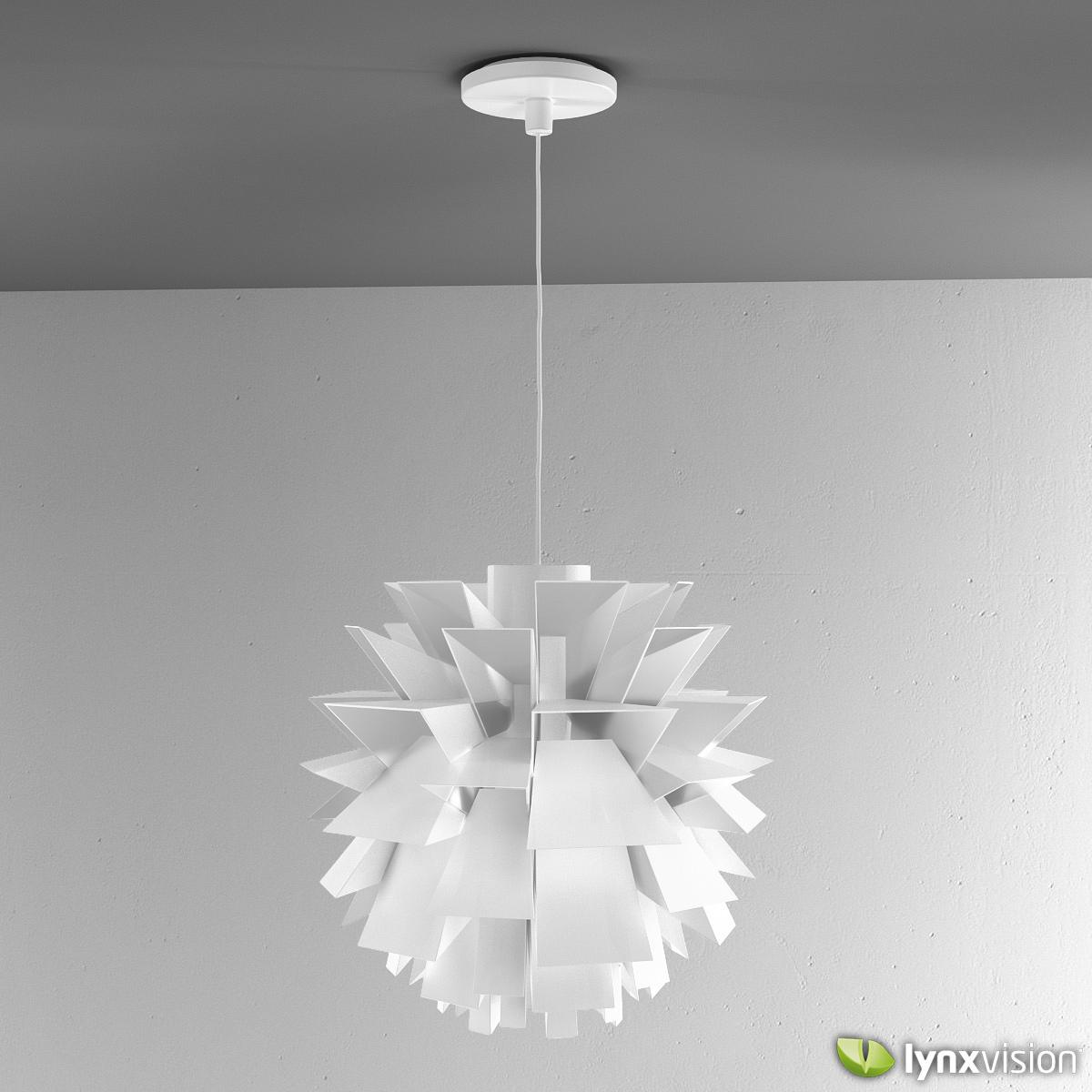 norm 69 pendant lamp 3d model max obj fbx mtl. Black Bedroom Furniture Sets. Home Design Ideas