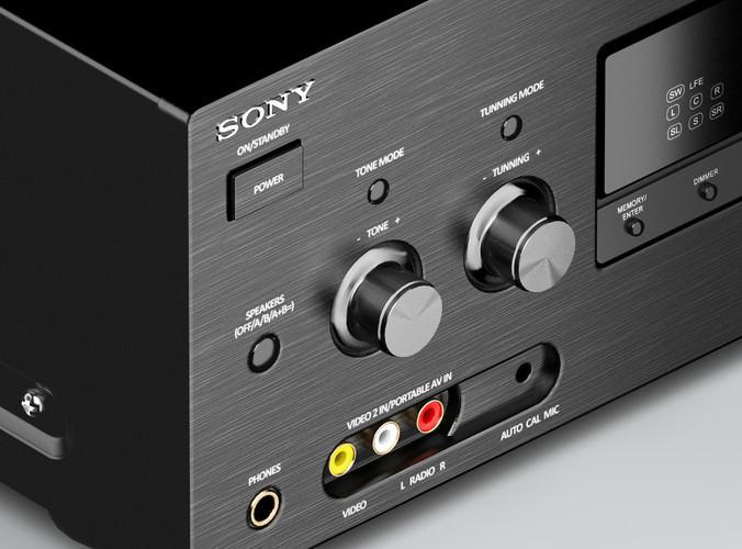 FREE Sony AV Receiver