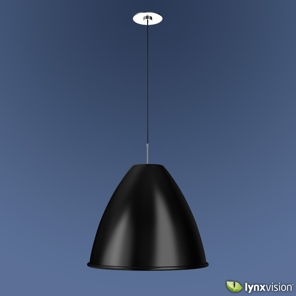 BL9 XL Pendant Lamp By BestLite 3D Model MAX OBJ FBX