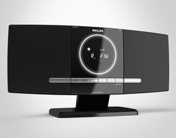 3d philips micro theater wireless