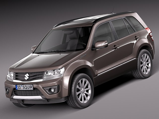Suzuki Grand Vitara 2013- 5-door