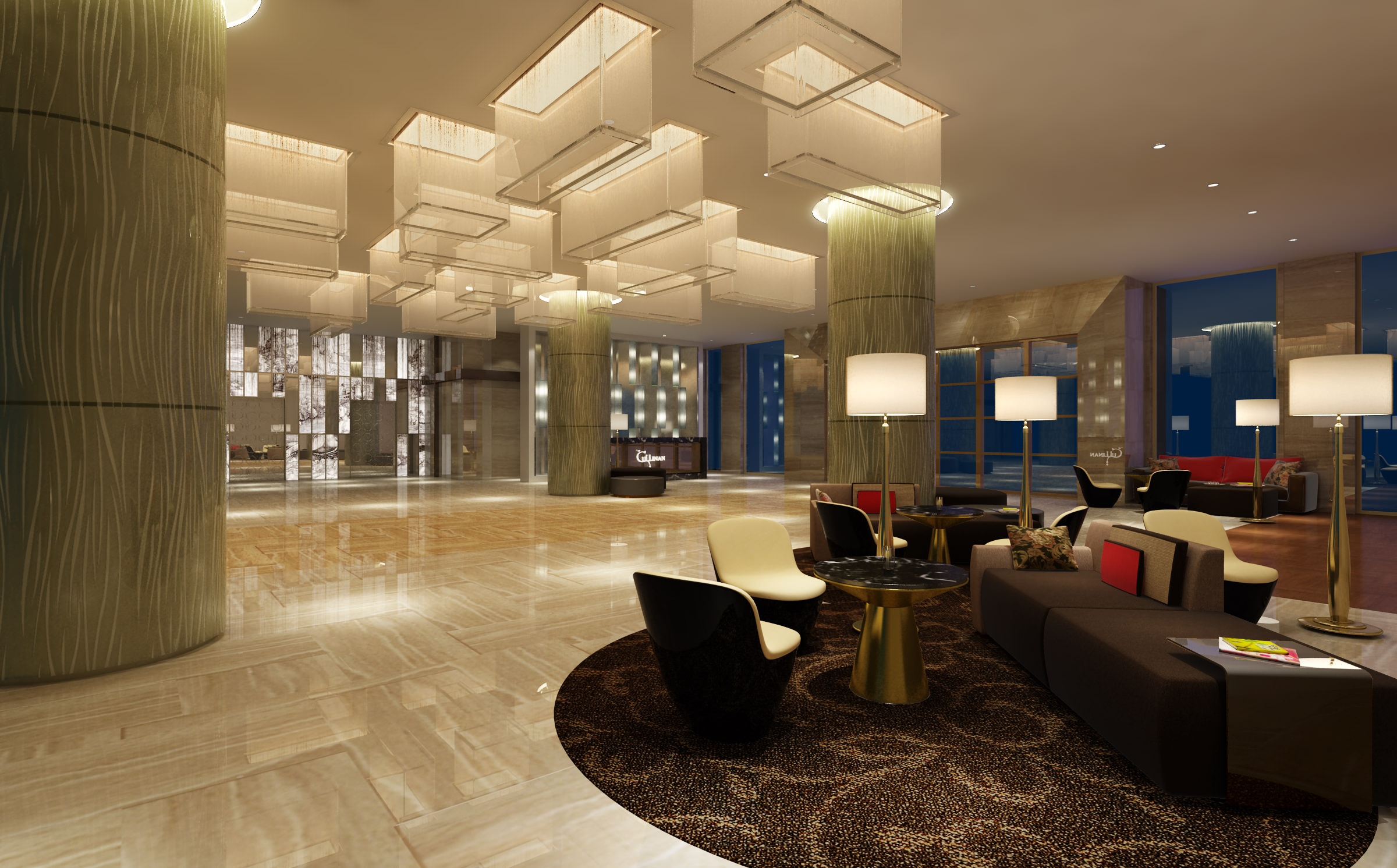 Modern Hotel Rooms 3d collection modern hotel room collection   cgtrader