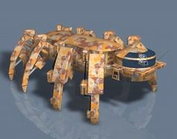 3D model Spiderbot II
