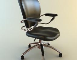 3D High Back Office Armchair