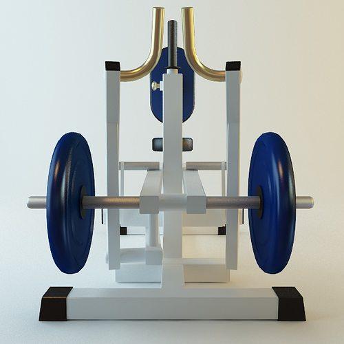 max 5 exercise machine