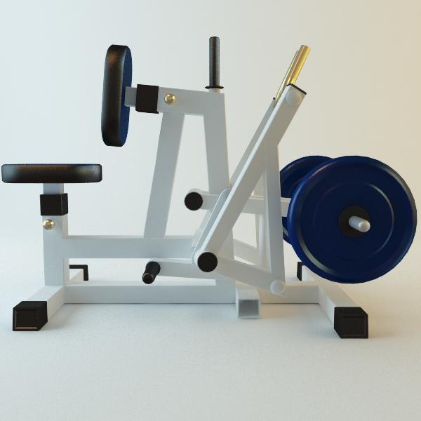 exercise machine max
