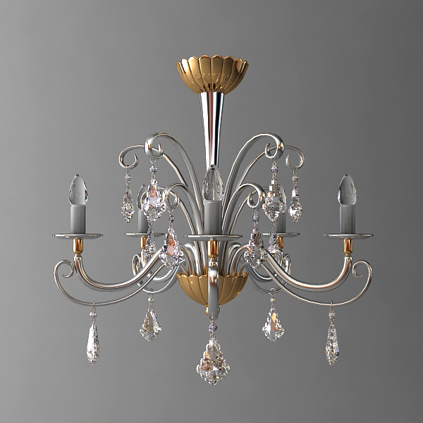 Classic ceiling light 3d celling cgtrader classic ceiling light 3d model max obj 3ds fbx mtl 1 aloadofball Image collections