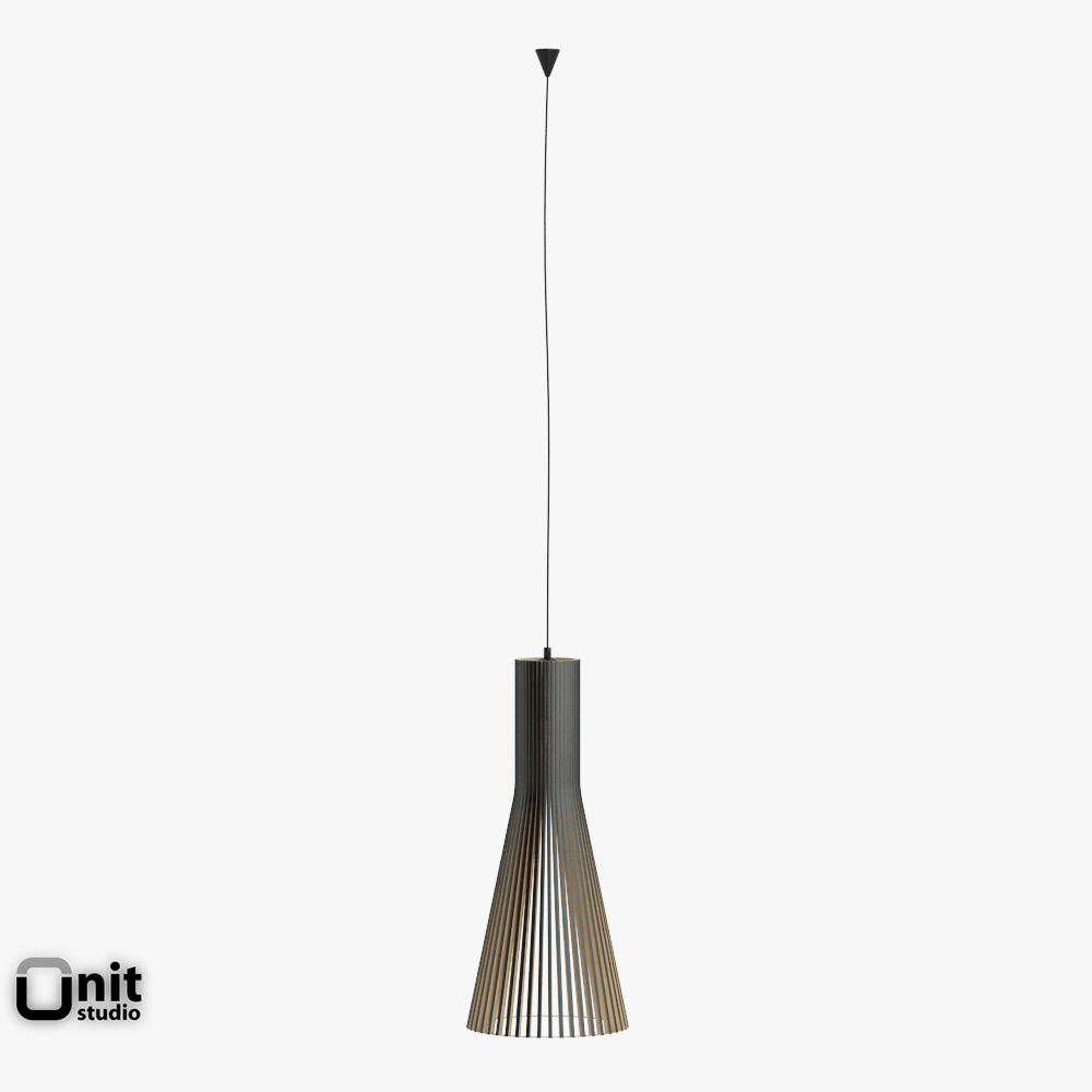 ... secto 4200 pendant light by secto design 3d model max obj 3ds fbx dwg unitypackage 8 ...  sc 1 st  CGTrader & Secto 4200 pendant light by Secto design 3D model