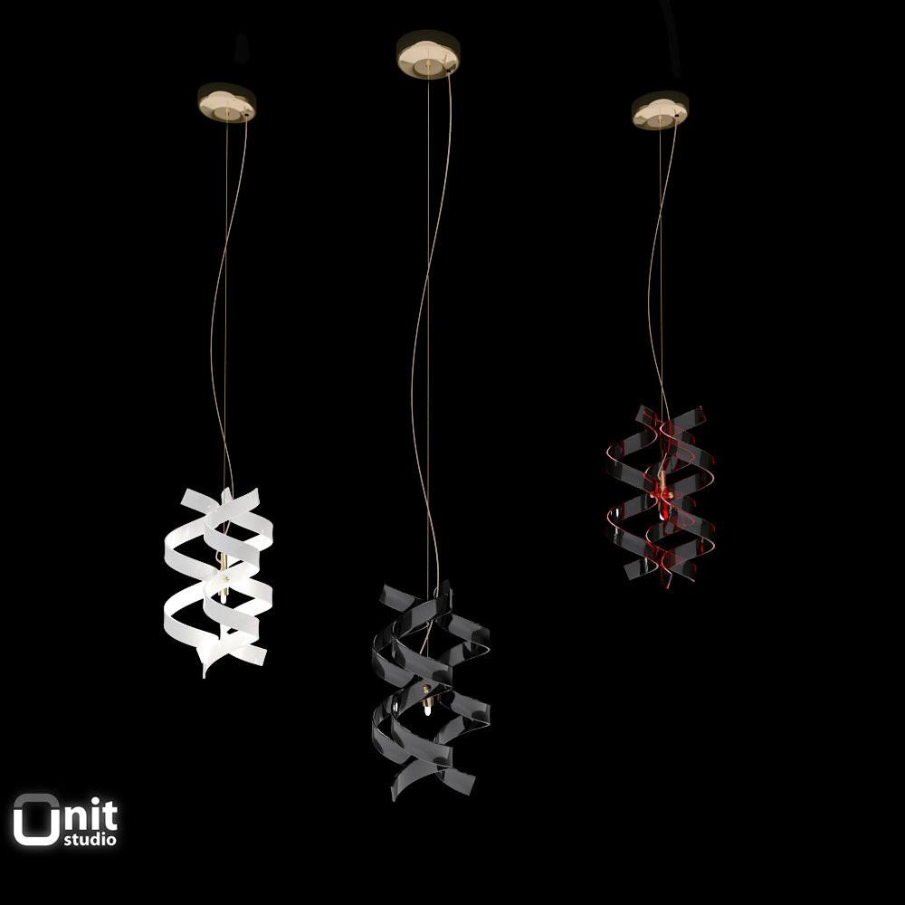 ... pendant light astro metallux set 3d model max obj 3ds fbx dwg unitypackage 4 ... & 3D model Pendant light Astro MetalLux Set   CGTrader
