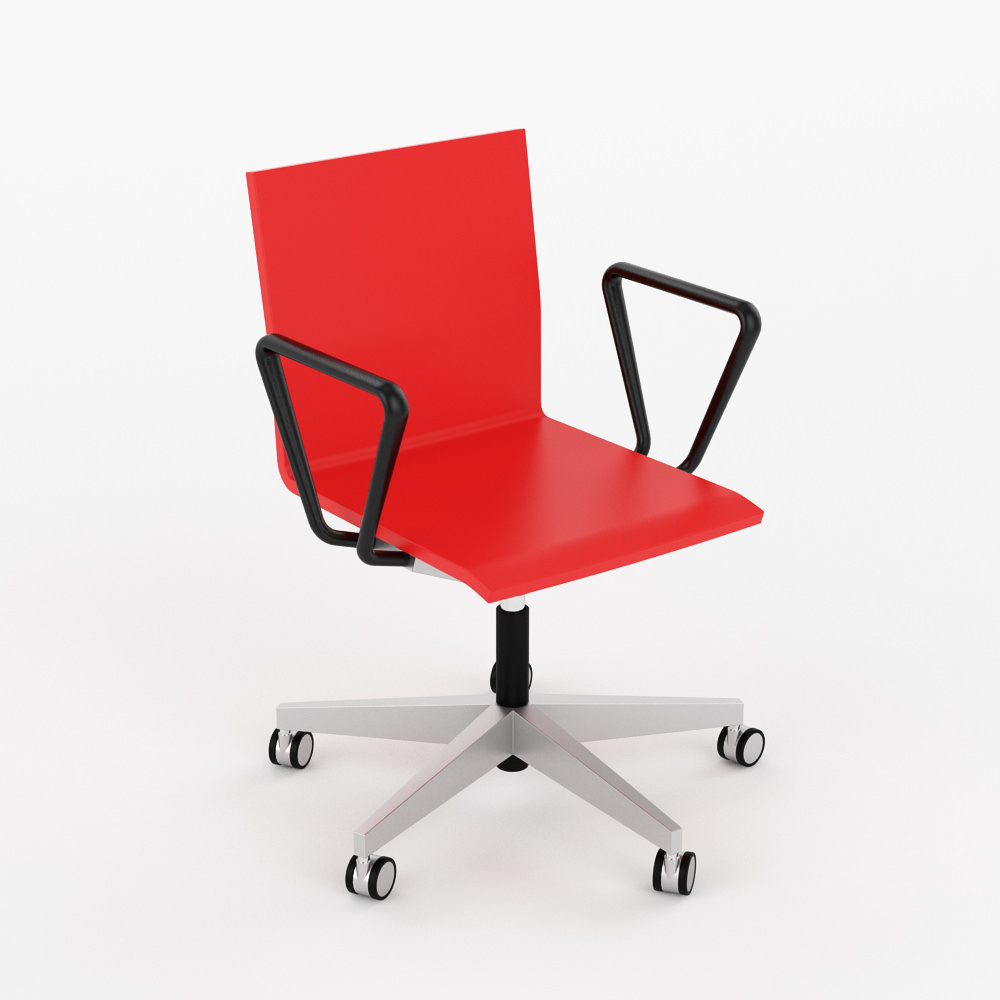 Miraculous Swivel Chair Vitra 3D Model Gamerscity Chair Design For Home Gamerscityorg