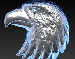 3D print model Eagle Head