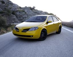 Nissan Primera 3D