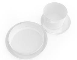 3D Baking Plates