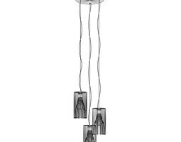 3D model light Ceiling Lamp
