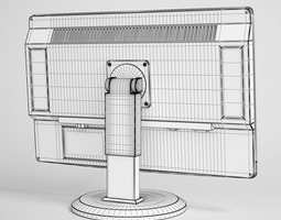 3D model Monitor 19