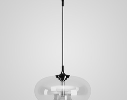 3D Hanging Glass Lamp 40
