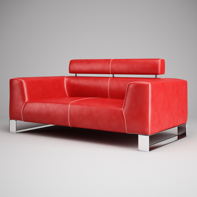couch leather divani and ottoman contemporary yhst couches sectional red casa sofa