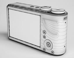 Camera 35 3D Model