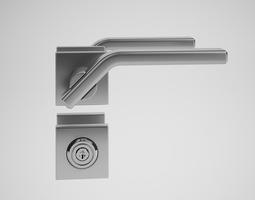 3D model door-handle CGAxis Door Handle