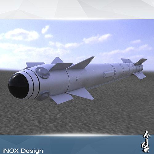rocket rvv-md 3d model ma mb 1