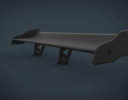 3D model free spoilers