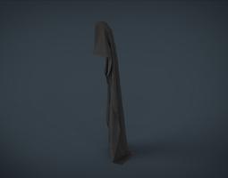 cap female 3D asset