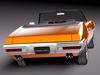 1969 pontiac gto convertible 3d model max 3ds fbx c4d lwo lw lws mtl 5