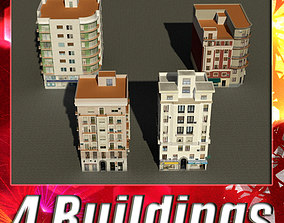 Building Collection 29-32 3D model