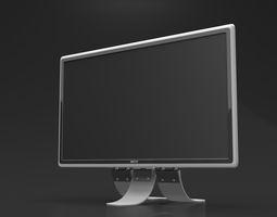 HD Television 3D model