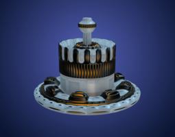 Thermal Generator 3D Model