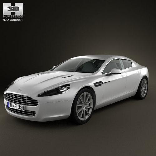 Aston Martin Rapide Model
