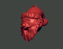 Santa s Shpere 3D print model