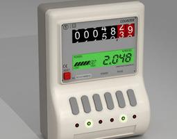 3D Power counter