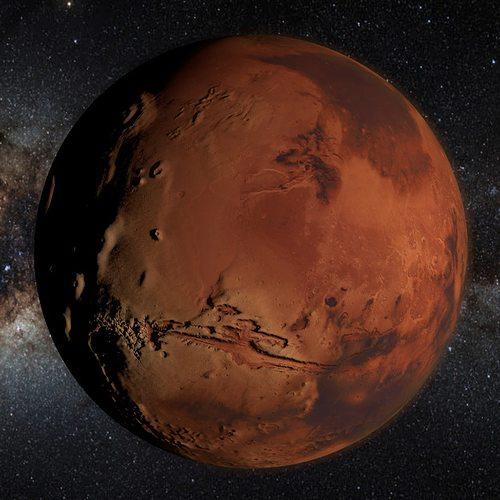 model of planet mars - photo #43