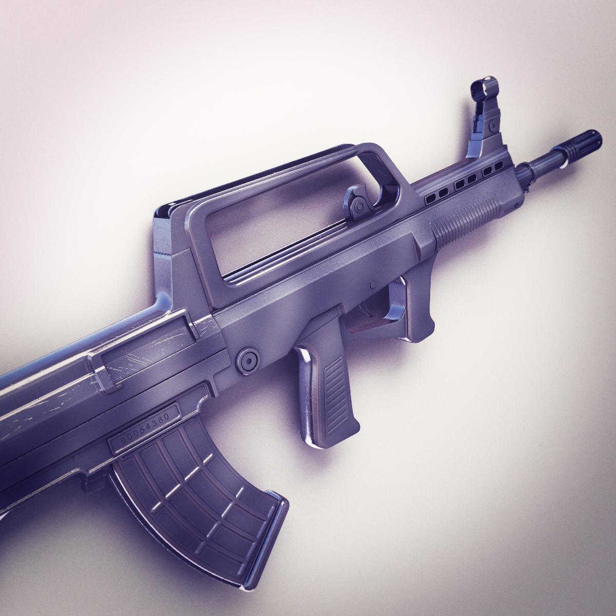 QBZ-95 Assault rifle Hi-Res