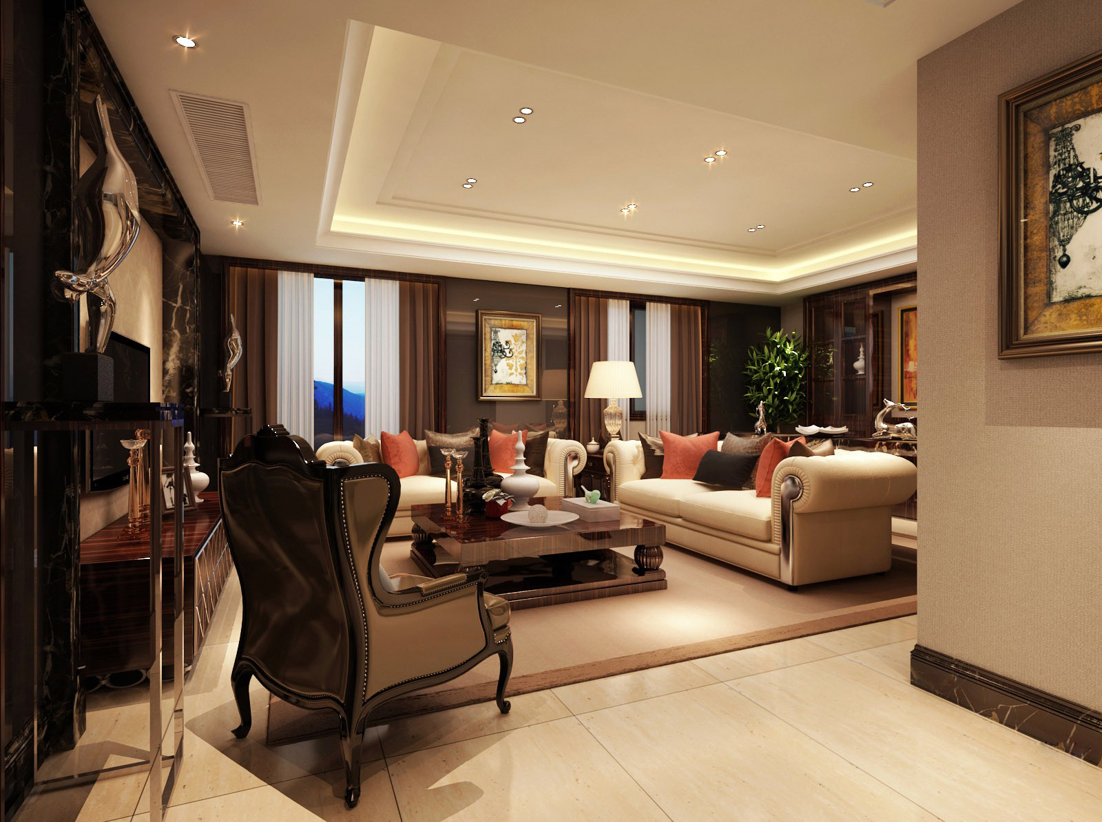 Pictures Of Furnished Living Rooms - palesten.com -