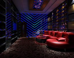 Bar Vip Room 3D