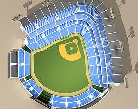 Baseball stadium 3D