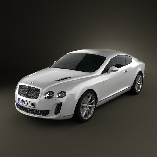 Bentley Continental Supersport coupe