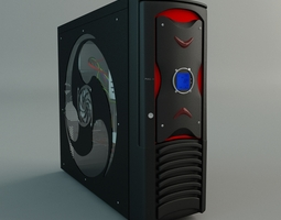 3D model Desktop PC