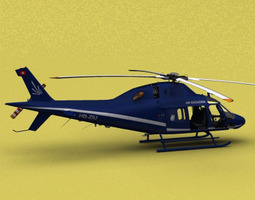 aw-119 air engiadina 3d model max 3ds fbx c4d lwo lw lws ma mb