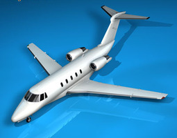 3D model Citation III